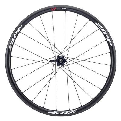 Karbónové koleso na cestný bicykel zadné Zipp WH 202 CC V3 700R SR 11S WHT pre ráfikové brzdy