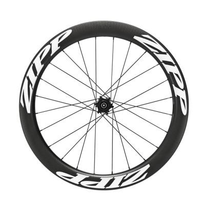 Karbónové koleso na cestný bicykel zadné Zipp AMWH 404 TL DB6B 700R XDR CVT WHT A1 pre kotúčovú brzdu