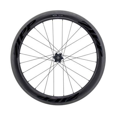 Karbónové koleso na cestný bicykel zadné Zipp AMWH 404 CC RB 700R SR QR BLK B1 pre ráfikové brzdy