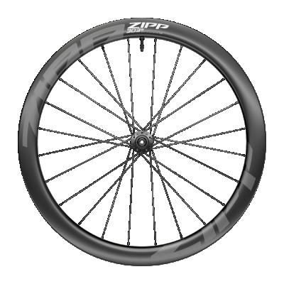 Karbónové koleso na cestný bicykel predné Zipp AMWH 303 S TL DBCL 700F 12X100 STD A1 pre kotúčovú brzdu