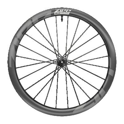 Karbónové koleso na cestný bicykel predné Zipp AMWH 303 Firecrest TL DBCL 700F 12X100 STD A1
