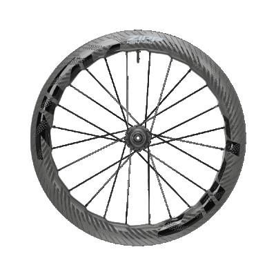 Karbónové koleso na cestný bicykel zadné Zipp AMWH 454 NSW TL DBCL 7R SR 12X142 STD B1 pre kotúčovú brzdu