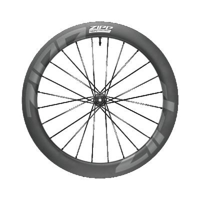 Karbónové koleso na cestný bicykel predné Zipp AMWH 404 FC TL DBCL 7F 12X100 STD B1 pre kotúčovú brzdu