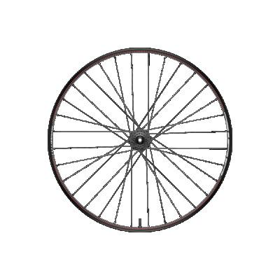 Karbónové koleso na MTB bicykel predné Zipp AMWH 3ZERO MOTO 29F 15X110 SV/RE NTW B1