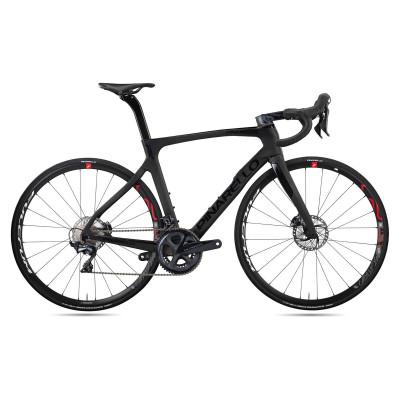 Cestný bicykel Pinarello PRINCE FX disk TiCR SRAM Force AXS Fulcrum Wind 400 carbon čierny