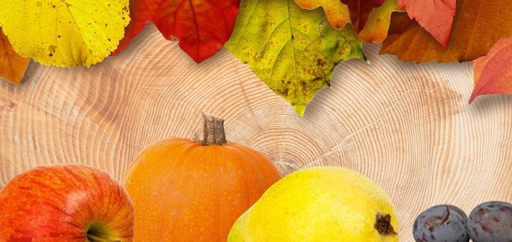 Recepty z jesennej záhrady: tekvica hokkaido a jablká