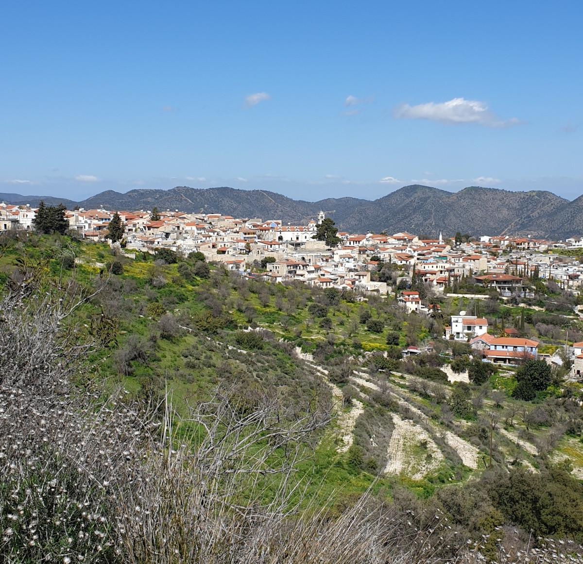 Čarovné mestečká na Cypre