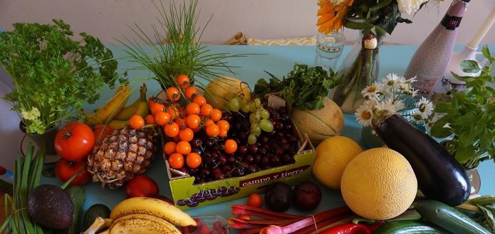 Výživové fakty o ovocí a zelenine