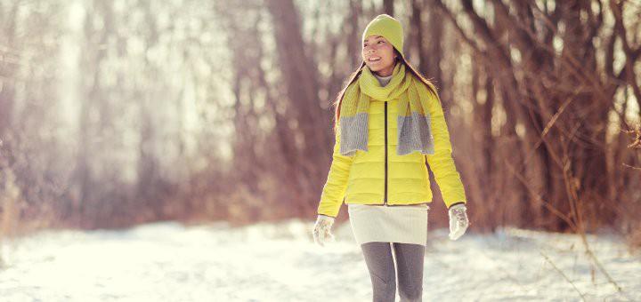Polhodina chôdze denne vás urobí šťastnejšími