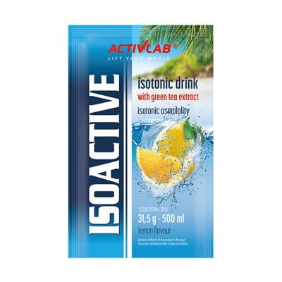 IsoActive Activlab citrón 20 vrecúšok