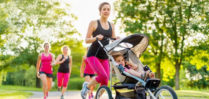 5 rád ako sa dostať do formy po pôrode