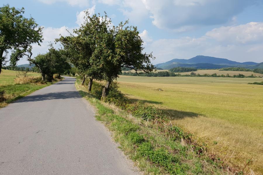 Cyklistika Banská Štiavnica 2018
