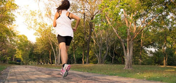 Ako začať behať a zlepšiť postavu