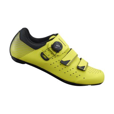 Cyklistické tretry pánske Shimano SHRP400 žlté
