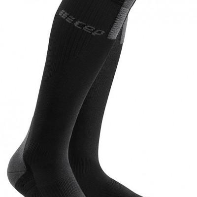 Bežecké kompresné ponožky dámske CEP 3.0 čierne
