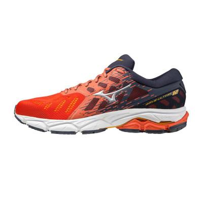 Bežecké tenisky unisex Mizuno WAVE ULTIMA 12 oranžové