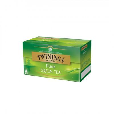 Twinings zelený čaj Pure Green Tea 25x2 g