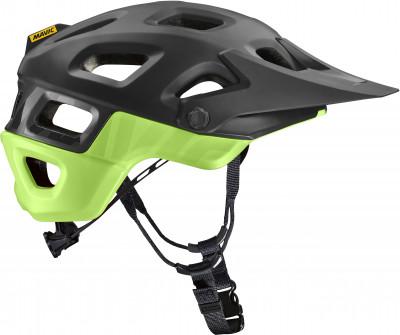Cyklistická prilba Mavic Deemax pro MIPS čierno-zelená, model 2021