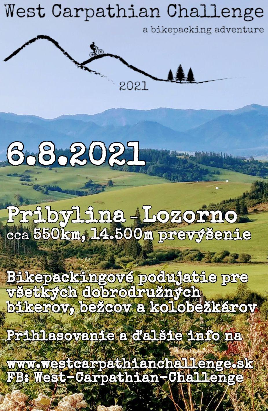 West Carpathian Challenge 2021