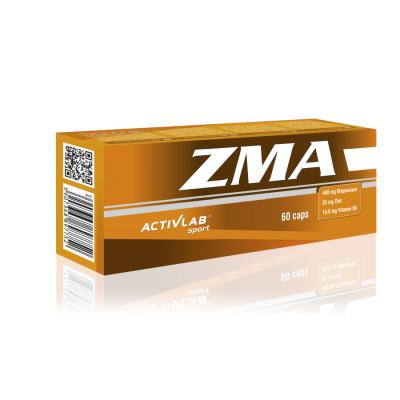 ZMA ActivLab 60 kapsúl