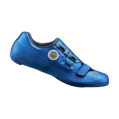 Cyklistické tretry pánske Shimano SHRC500 modré