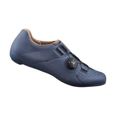 Cyklistické tretry dámske Shimano SHRC300 modré