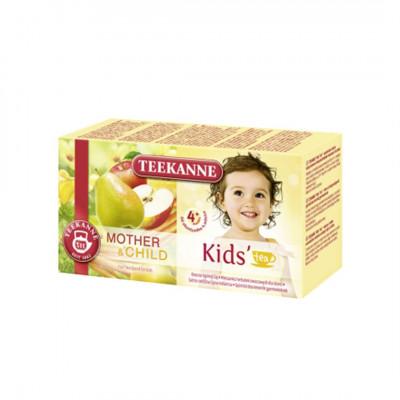 Teekanne Mother & Child detský 4m+ ovocno-bylinný čaj 20x2,25 g