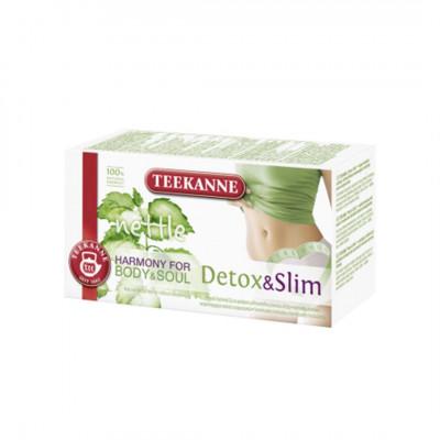Teekanne Harmony for Body and Soul bylinný čaj Detox and Slim