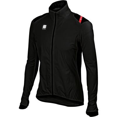 aa9bedcfb0623 Sportful Hot Pack Norain bunda čierna