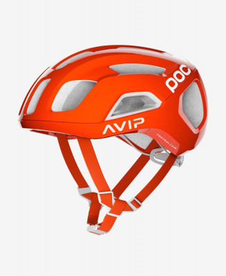 Cyklistická prilba POC Ventral AIR SPIN Zink AVIP - Orange