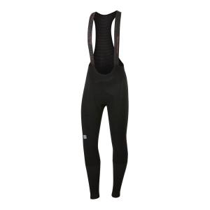 Zimné cyklistické nohavice pánske Sportful Total Comfort čierne