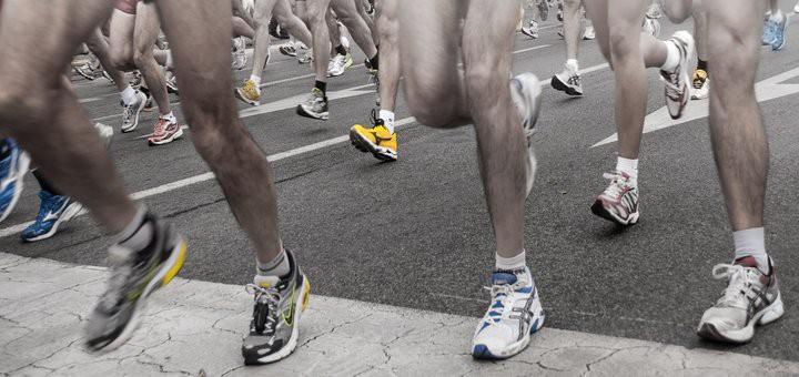 Základné vybavenie na polmaratón
