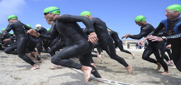 Tréning sa nesmie podceňovať hlavne v Triatlone