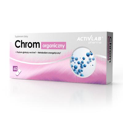 Bio chróm ActivLab Pharma 60 kapsúl