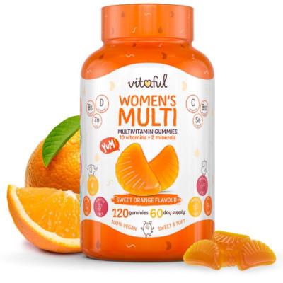 Multivitamín pre ženy Vitaful 120 kapsúl