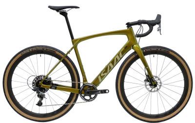 Bicykel CX/Gravel Isaac Torus Xplore žltá/ čierna