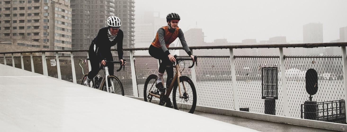 Cyklistická príprava v zime alebo na jeseň