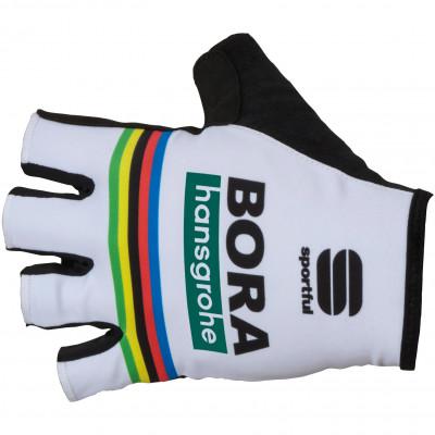 Sportful BORA HANSGROHE cyklo rukavice Petra Sagana