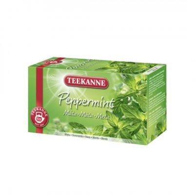 Teekanne Peppermint mätový bylinný čaj 20x1,5 g