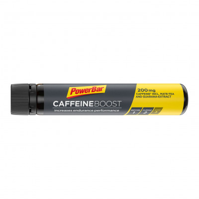 Kofeínová ampulka PowerBar Caffeine Boost 25 ml