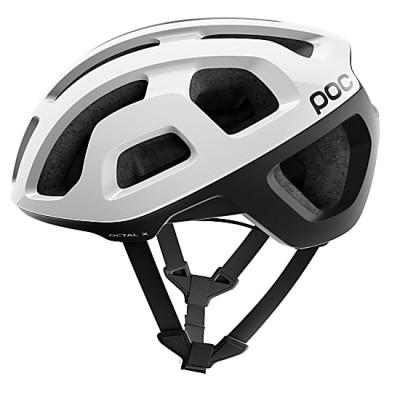 Cyklistická prilba POC Octal X SPIN biela