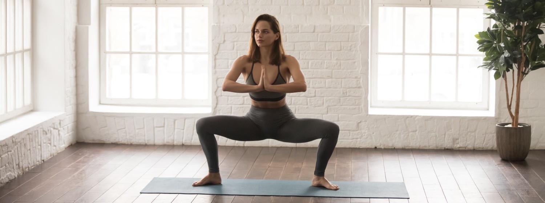 Cviky na vnútorné stehná pre ženy, ktoré zaberú len 10 minút