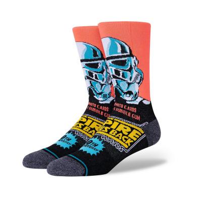 Ponožky Stance TROOPER 40TH PINK farebné