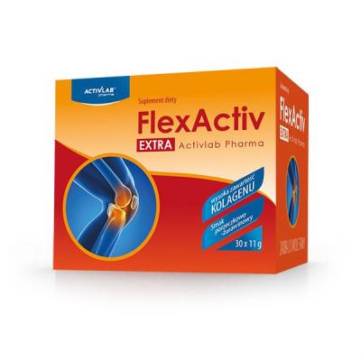 FlexActiv Extra ActivLab Pharma kolagén 30 sáčkov