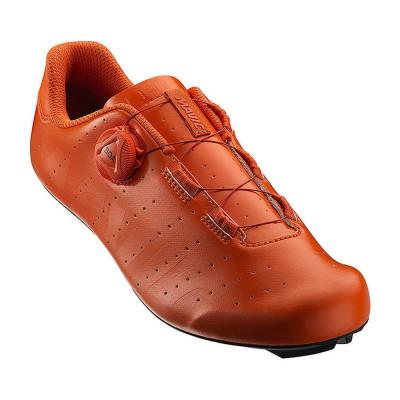 Cyklistické tretry MAVIC COSMIC BOA oranžové