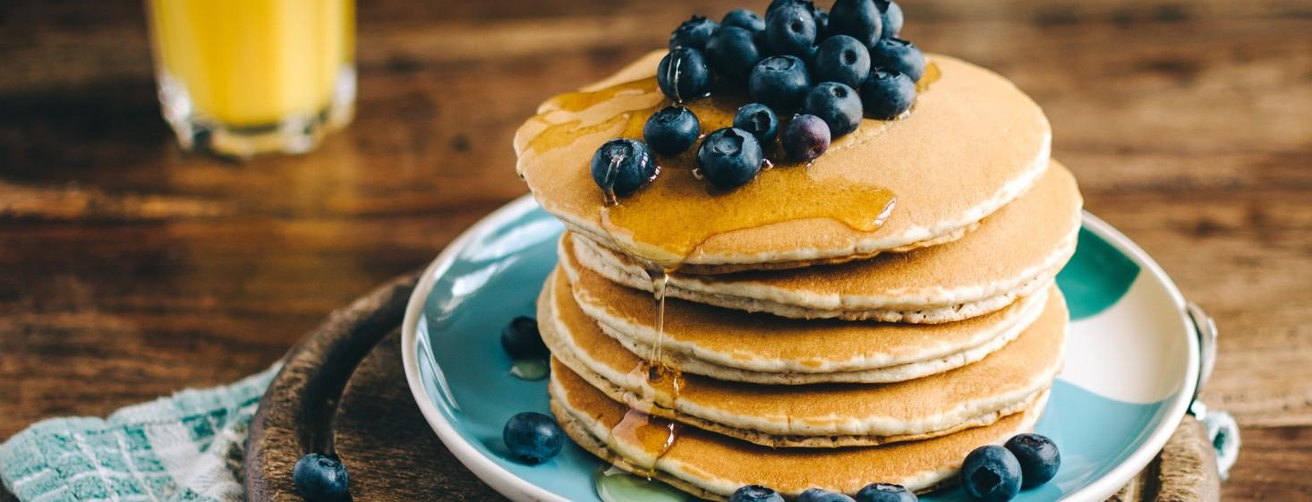 Zdravé a rýchle raňajkové recepty pre každého športovca