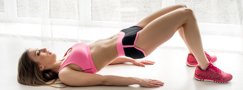 12 účinných cvikov s vlastnou váhou