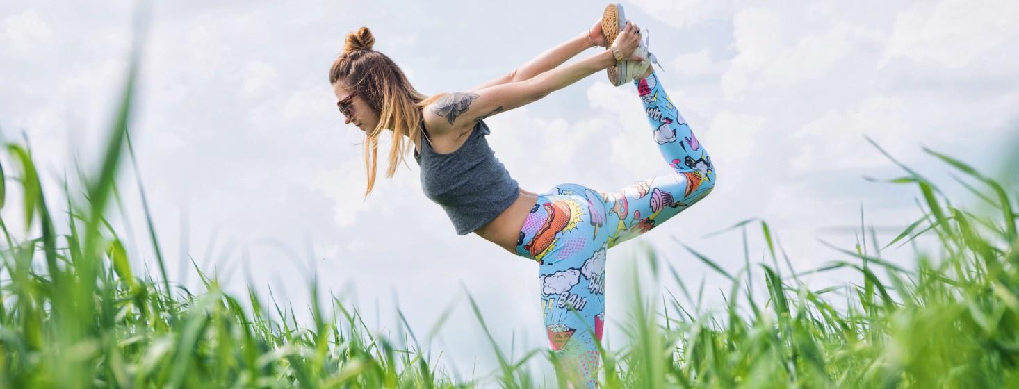 Udržte sa vo forme vďaka aktívnej regenerácii