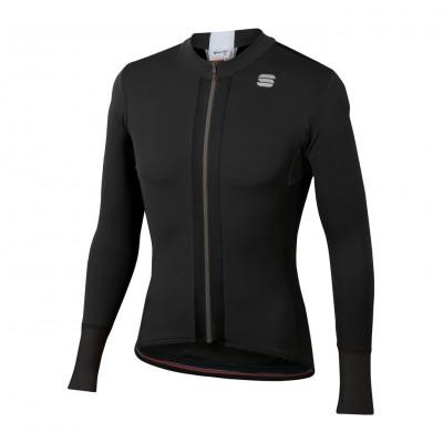 Cyklistický dres pánsky Sportful Strike čierny