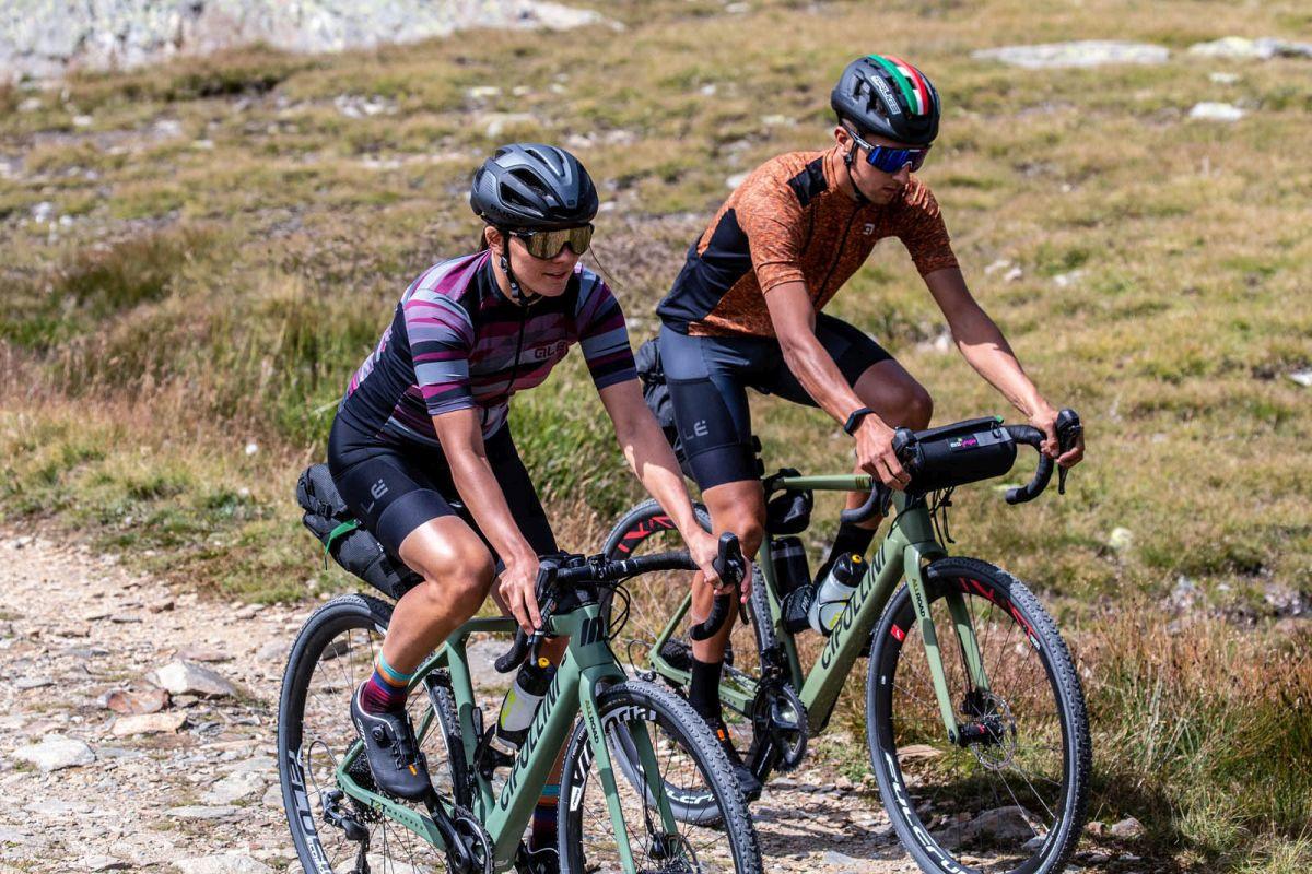 MTB dresy a nohavice ALÉ Cycling.